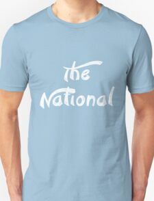 The National Unisex T-Shirt