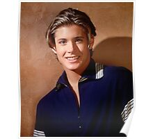 Young Jensen Ackles Poster