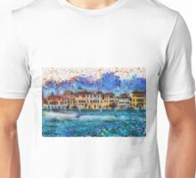 Canals in Venice Unisex T-Shirt