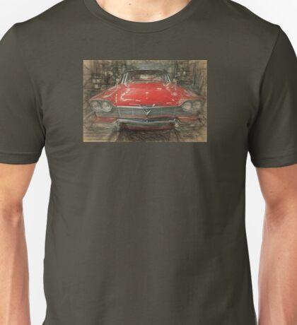 Christine - Bad To The Bone Unisex T-Shirt