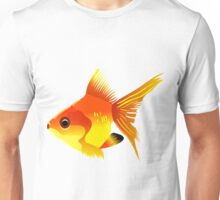 Free fish icons print art Unisex T-Shirt