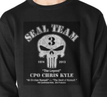 CPO chris kyle - THE LEGEND SEAL TEAM 1974 - 2013 Pullover