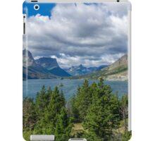 Saint Mary Lake iPad Case/Skin