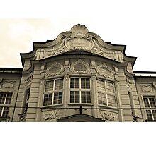 Bratislava Opera Photographic Print