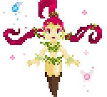 Great Fairy - Legend of Zelda by SteampunkStein