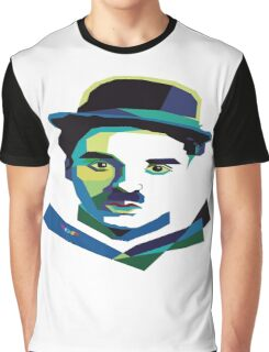 Chaplin Graphic T-Shirt