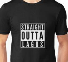 Straight Outta Lagos Unisex T-Shirt