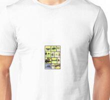 ballet collage Unisex T-Shirt