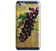 Purple Harvest iPhone Case/Skin