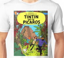 Tintin - Tintin in the Picaros Unisex T-Shirt