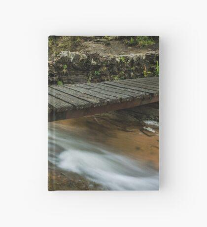 Bridge over troubled water Hardcover Journal