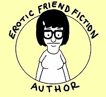 Erotic Friend Fiction Author - Tina by Crystal Friedman