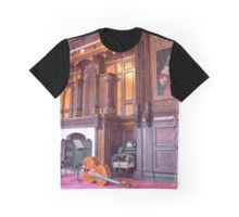 State Room In Castle Grafenegg, Lower Austria Graphic T-Shirt