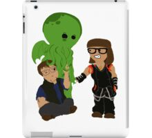 Cthulhu AND friends! iPad Case/Skin