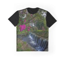 Flower Creek Graphic T-Shirt