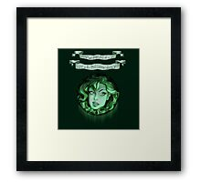 Call in the Spirits Framed Print