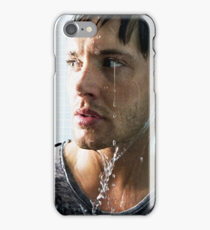 Hot Jensen Ackles  iPhone Case/Skin