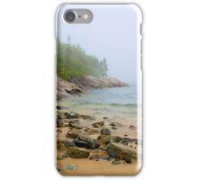 Sand Beach, Acadia iPhone Case/Skin