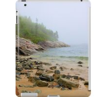 Sand Beach, Acadia iPad Case/Skin