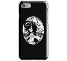 Girl with Owl iPhone Case/Skin