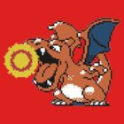 Classic Charizard by GreenTheRival