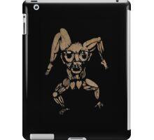 transmissionary position iPad Case/Skin