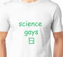 science gays Unisex T-Shirt