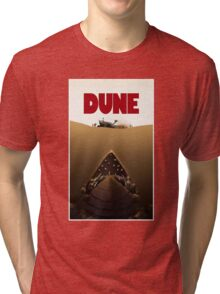 Dune Jaws Tri-blend T-Shirt
