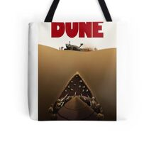Dune Jaws Tote Bag
