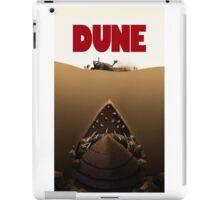 Dune Jaws iPad Case/Skin