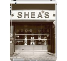 Route 66 - Shea's Filling Station iPad Case/Skin