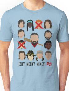 Negan - Eeny Meeny Miney Moe Unisex T-Shirt