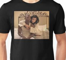 Kim and Ray J 2 Unisex T-Shirt