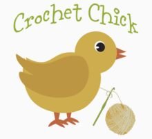 Crochet chick Kids Clothes