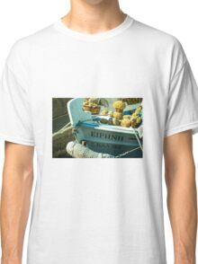 Sponge Boat  Classic T-Shirt