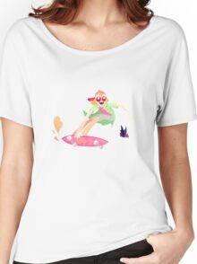Rad 90s Vampire Women's Relaxed Fit T-Shirt