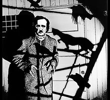 EDGAR ALLAN POE by DGSDIRECT