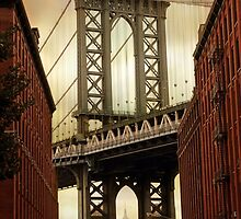 The Manhattan Bridge by Jessica Jenney