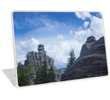 Rocky Town - Nature Photography Laptop Skin