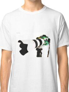 Canon 70d 01 Classic T-Shirt