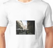 Madrid- Calle de 7 Julio Unisex T-Shirt