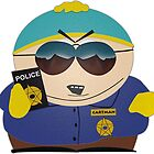 Cartman Police by blankqegooa
