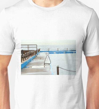 Swimming Lanes Unisex T-Shirt
