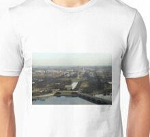 Washington DC Aerial Photograph  Unisex T-Shirt