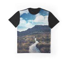 Twilight Track Graphic T-Shirt