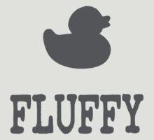 Fluffy Duck by TwigBean