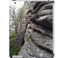 Rocky Layers - Nature Photography iPad Case/Skin