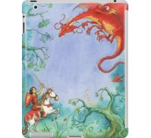 Knights and Dragons iPad Case/Skin