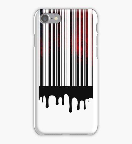 bloodcode iPhone Case/Skin