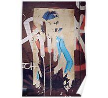 Barbie Graffiti  Poster